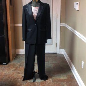 """Black Suit """" Blazer and Pants"""